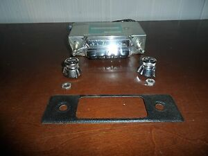 Vtg Rare Sealed Audiovox C 405 Solid State Am Car Radio Stereo Made In Japan