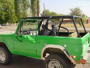 Early Ford Bronco Family Roll Cage 66 77 Style Roll Bar 1966 1977