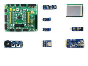 Stm32f2 Development Board Kits Open205r Board With Stm32f205rbt6 Mcu 7 Modules