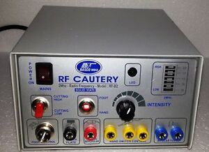 Electrosurgical Cautery 2mhz Cautery High Frequency Rf Cautery Machine Kw