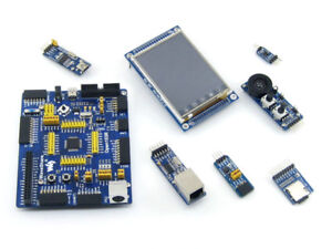 Stm32f1 Development Board Kits Open103r Board 3 2inch Lcd Pl2303 Usb Uart Board