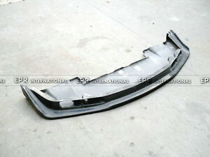A As Style Frp Front Bumper Lip With Undertray Kits For Nissan Skyline R34 Gtr