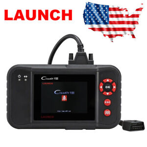 Launch Creader Viii Obd2 Automotive Code Reader All System Diagnostic Tool Usa