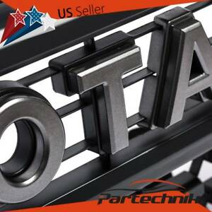 Letters Only For 16 19 Toyota Tacoma Trd Pro Grille
