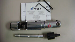 Ripley Cablematic Cst 650mc r Coring Stripping Tool For 650mc2 Cable New