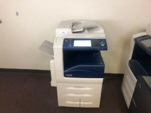 Xerox Workcentre 7835 Color Copier Machine Network Printer Scanner Fax Copy Mfp
