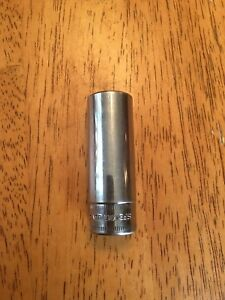 Snap On Sfsm16 Metric Deep Socket 3 8 Drive 6 Point 16mm
