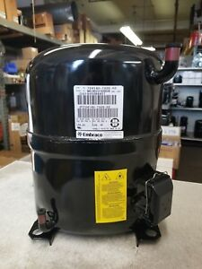 Bristol M63b203dbdb 2hp 230 3 60 R 404a Medium Temp Refrigeration Compressor