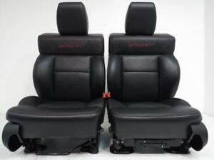 Ford F150 Leather Seats F 150 Front 2004 2005 2006 2007 2008 Street Rod Seats