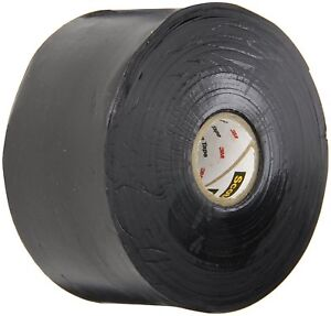 Scotch Linerless Rubber Splicing Tape 130c 2 In X 30 Ft 1 Roll