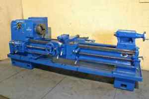21 1 2 X 72 Cincinnati Engine Lathe Stock 15618