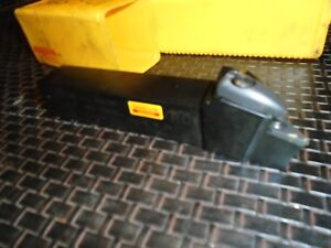 Sandvik 1 Sq Carbide Insert Lathe Turning Tool Holder Dvjnl163d
