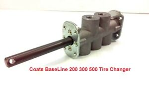 85508879 Coats Baseline 200 300 500 Pedal Valve Clamp Tire Changer