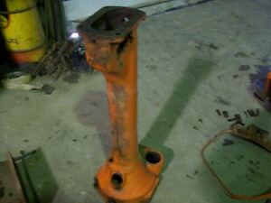 Allis Chalmers B Tractor Torque Tube Clutch Housing