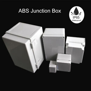 Ip65 Waterproof Underground Cable Connector Junction Box Outdoor