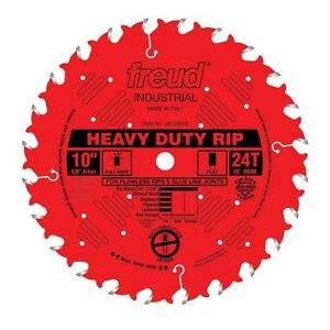 Freud Tools Lm72r010 10 Industrial Heavy Duty Rip Saw Blade