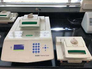 Bio rad S1000 Gradient 96 Well Pcr Thermal Cycler temp Probe Tested
