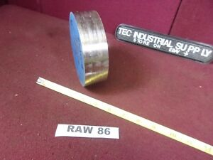 A2 A 2 Tool Steel 5 Round 1 460 Thick Raw86