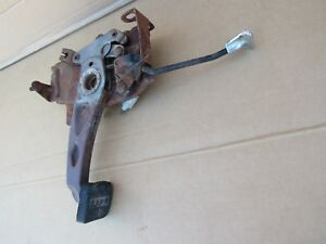 1961 1962 Pontiac Parking Brake Pedal Assembly Catalina Ventura Grand Prix Oem