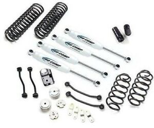 Pro Comp 4 Inch Stage I Lift Kit With Es9000 Shocks K3089b 2011 Jeep Wrangler Jk
