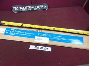 A2 A 2 Tool Steel 1 2 X 2 X 18 Oversized Precision Ground Flat Stock Raw91