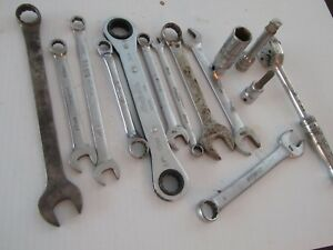 Snap On Tools Mixture Of Tools