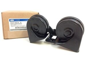 2010 2016 Ford F 250 F 350 F 450 F550 Dual High Low Note Electric Horn New Oem