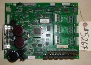Dixie Narco Bevmax 5591 2145 Glass Front Bottle Drop Control Board 5267 as Is
