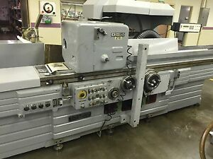 Excello 36 Thread Grinder And Ball Screw Grinder Excellent Condition