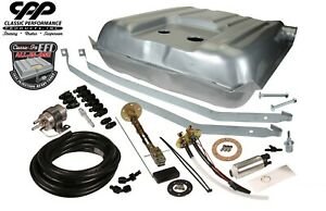 1955 1956 Chevy Belair Ls Efi Fuel Injection Gas Tank Fi Conversion Kit 30 Ohm