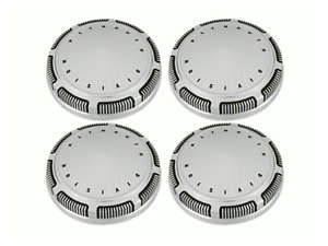 Plymouth Division Dog Dish Hubcap Set For 1969 1971 A B C And E body M