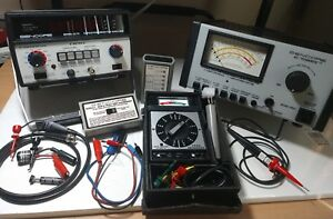 Sencore Test Equipment Package