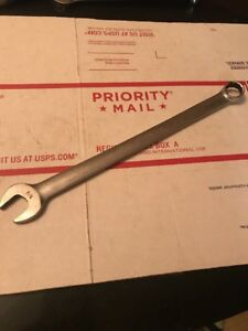 Snap On Oexl20b 5 8 Sae 12 Point Combination Wrench Extra Long