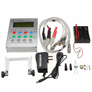 Xjw01 Auto Lcr Digital Bridge Resistance Capacitor Inductance Esr Meter Tester