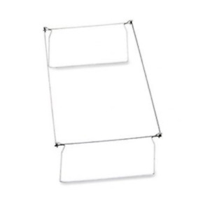 Smead Steel Hanging Folder Drawer Frame Frame lgl H fldr 2pk gy Mfc7440n Pack