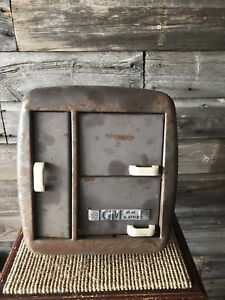 Vintage G m chevy Deluxe Heater