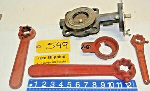 5pcs Nordstpom 2 1 2 Nibco Valve Plumbing Tools Wrenches Free Ship