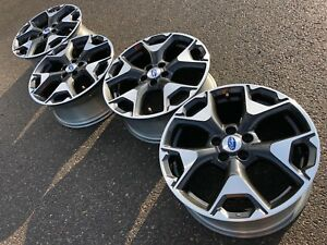 17 Subaru Crosstrek Xv Impreza Wrx Sti Oem Factory Stock Wheels Rims 5x100