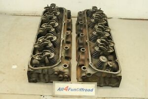 Ford 460 Heads D3ve A2a Pair