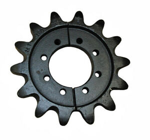 14 Tooth Split Sprocket 1 2 Bolt 142030 Fits Ditch Witch Trencher H400 h511