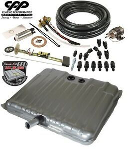 1965 66 Chevy Impala Ls Efi Fuel Injection Gas Tank Fi Conversion Kit 90 Ohm