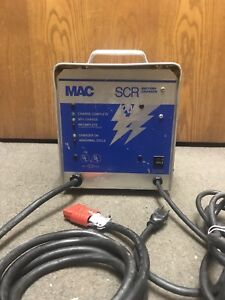 Tennant Mac Scr 24v 20a Automatic Battery Charger 603235