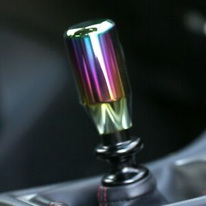 Ssco Neo Chrome 6 Speed Sb 200 Grams Stick Weighted Shift Knob 12x1 25mm Wrx Sti