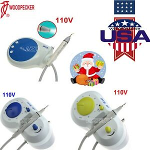 Us Dental Authorized Woodpecker Ultrasonic Piezo Scaler Dte d1 Dte D5 Led