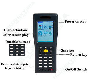 Nt 2012 Inventory Machine Data Collector Wireless Scanner Code Mobile Terminal