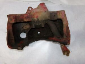 Farmall Bn Tractor Front End