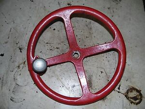Farmall F12 Tractor Steering Wheel