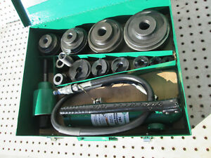 Greenlee 7310 Sb 1 2 To 2 And 2 1 2 To 4