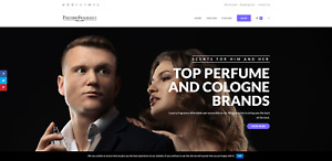 Premium Perfume Fragrance Website Store 9k Products Dropship Us Supplier