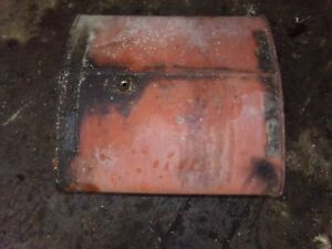 Allis Chalmers Wc Tractor Gas Tank clean